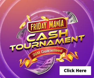 Cash Tournament